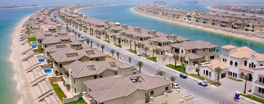 Palm Jumeirah property for rent